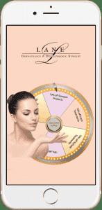 Custom Virtual Prize Wheel