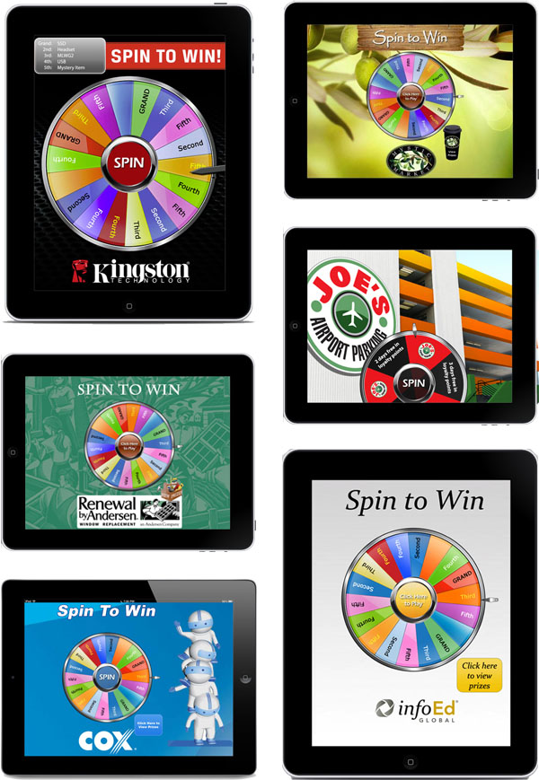 SMS Games for marketing- Prize Wheel App & Scratch Off Marketing