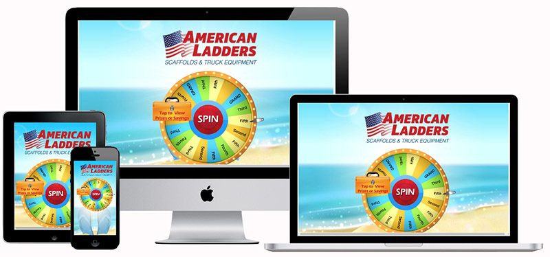 Virtual Prize Wheel Marketing - Brand Gaming | Custom Prize Wheel