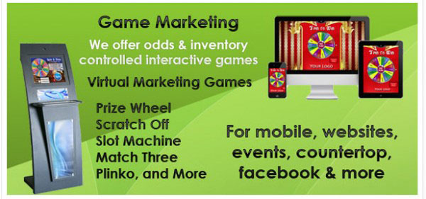 Interactive Marketing Games