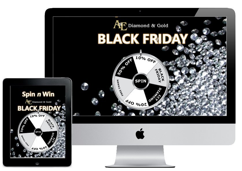 Black Friday Digital Marketing Games