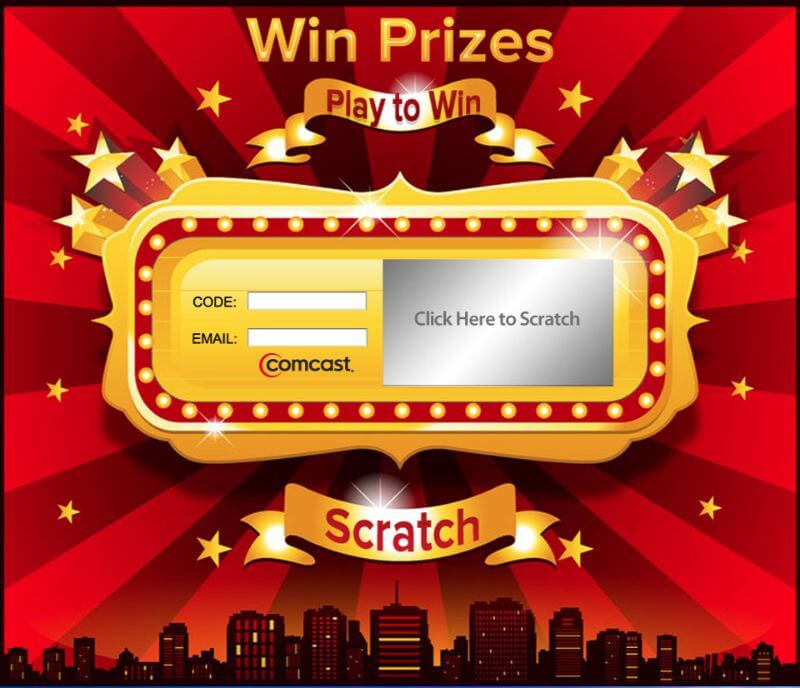 promotional digital scratch off game