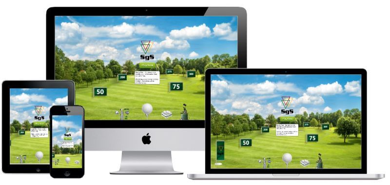 Digital Golf marketing game