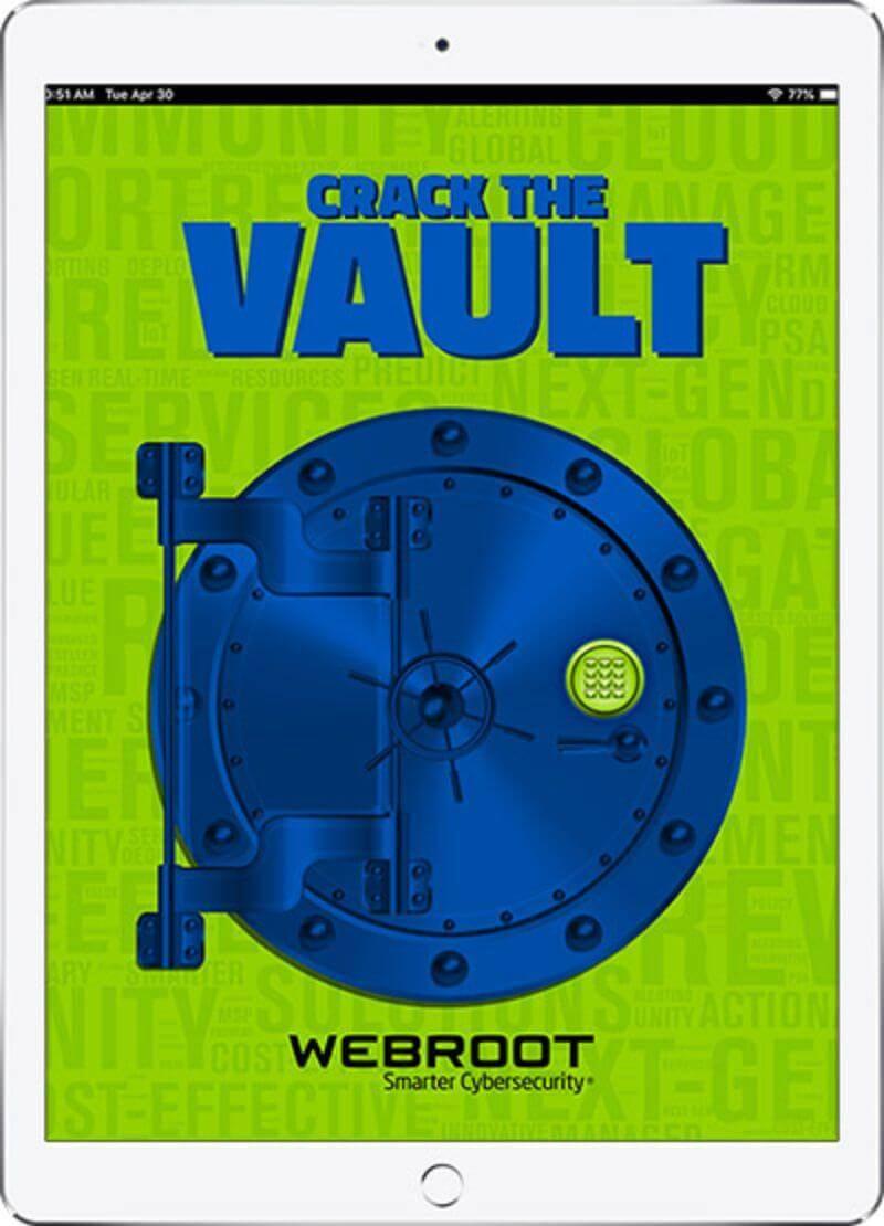 Digital Vault Incentive Game