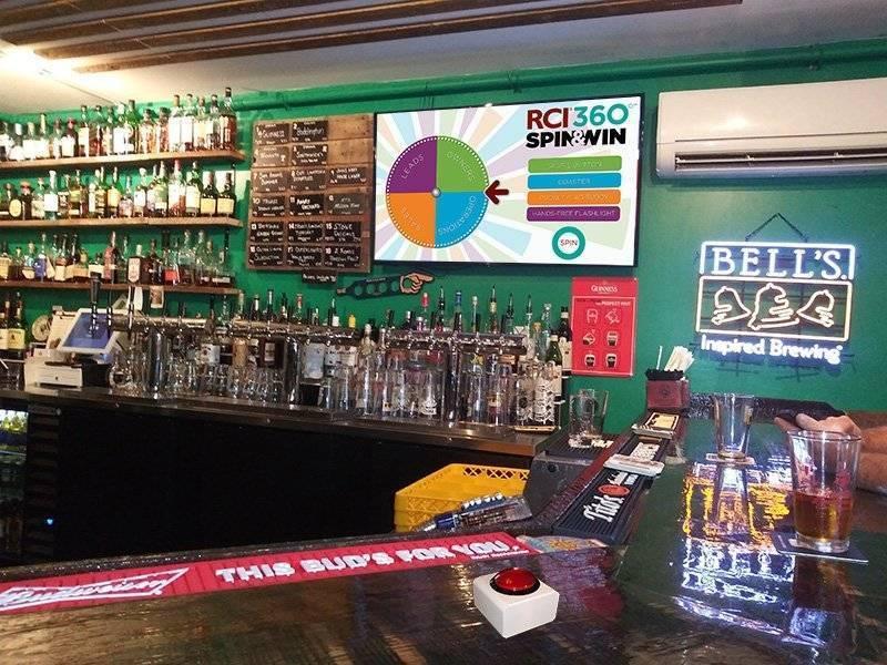 Digital Bar Promotions