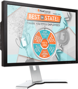 Digital Prize Wheel Marketing Game