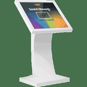 Scratch Off Kiosk Game