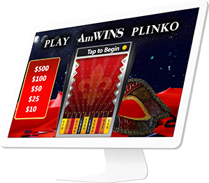 Trade Show Booth Plinko Dropdisk