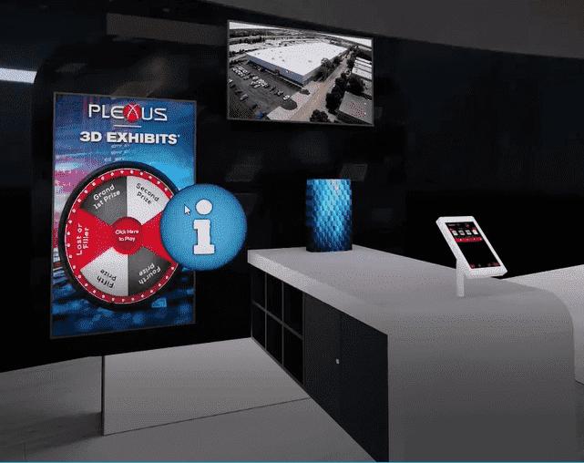 Virtual Event Games