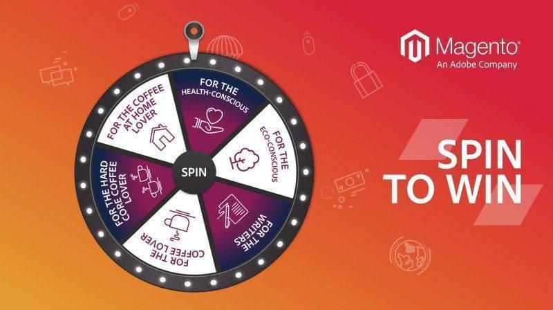 The Big A Virtual Prize Wheel