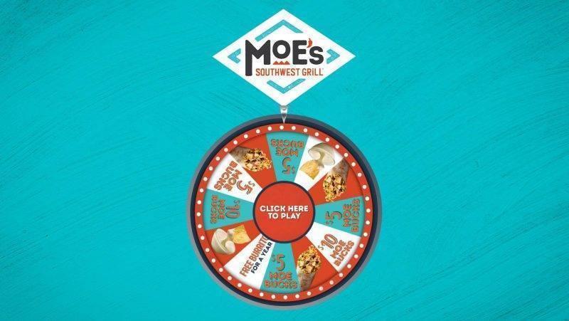 Great designer of this Virtual Prize Wheel