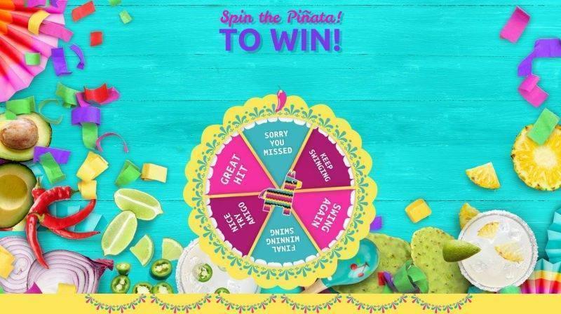 2020 Virtual Prize Wheel for Cinco