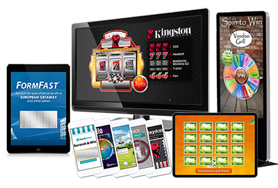 Sales Promotions using Play Codes